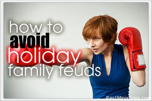 Avoiding Holiday Feuds When You Are Ill