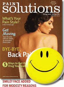 Pain Solutions Magazine Online Has Article by Lisa