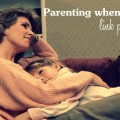 ARE YOU A MOM (or Dad) WITH ILLNESS? Be sure to link up your blog here on parenting when chronically ill so others can find you and benefit from all that wisdom you are gaining (one day at a time!)