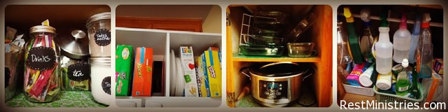 how to organize3 How to Organize Your Kitchen So Things Stop Falling On Your Feet