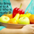 HOW TO BRING A MEAL TO A FRIEND WHO IS CHRONICALLY ILL: Even when we want to help we sometimes foget that there are dietary restriction, their kids are picky eaters, or maybe they are just embarassed (but still grateful) to accept the gift. Great article on things to remember when bringing a meal to a friend who is ill and her family. #invisibleillness