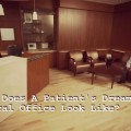 WHAT DOES A PATIENT'S DREAM MEDICAL OFFICE LOOK LIKE? Patients everywhere may disagree on waterfalls or colors, but we all know we want it to be comfortable and as clean as possible. And a vibrating massage chair and some chocolate wouldn't be bad either. This article shares the wish list of ideas from patients with a chronic illness. #NHBPM @wegohealth @Lisa Copen