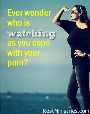 Who is Watching How You Cope? Even The Dentist!