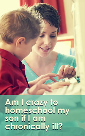 Am I Crazy to Consider Homeschooling My Son?
