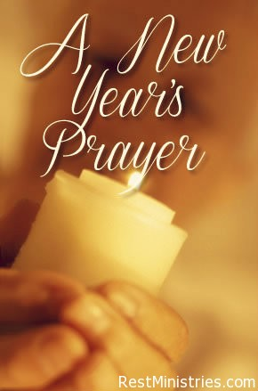 A New Year\'s Prayer for One Who is Ill - Rest Ministries - Chronic ...