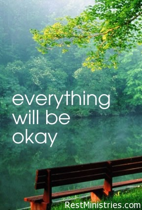 When God Says, 'Everything Will Be Okay'