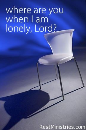 What does god say about feeling lonely