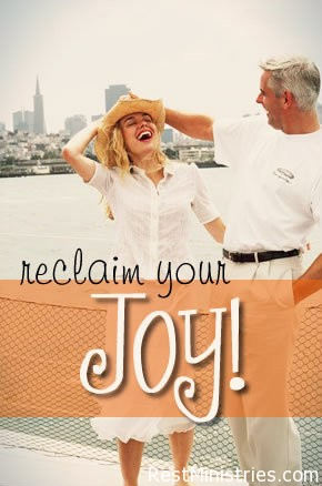 Reclaiming Our Stolen Joy When Ill
