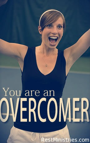 Because of Easter, We Are Overcomers