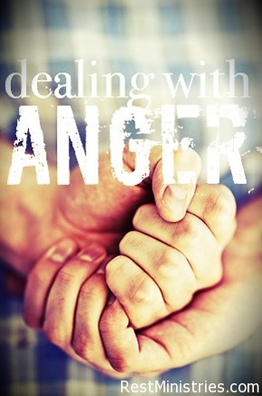 Dealing With Anger And Wrath In Illness