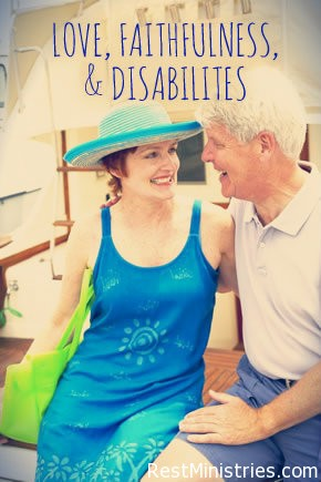 Love, Faithfulness, And Disability