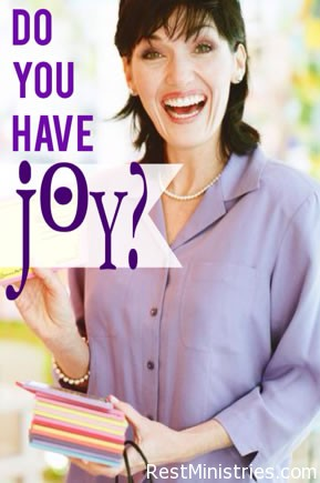 Finding Joy Inexpressible Even When Ill