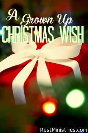 do you have a christmas wish that you have yet to share with god diane shares hers