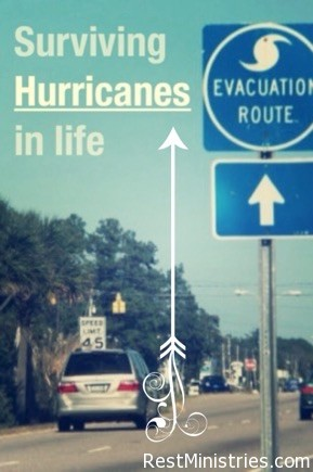 Withstanding Hurricanes of Life