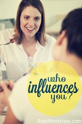 Who Influences You?