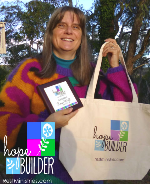 Our First Hope Builder Award Goes To…