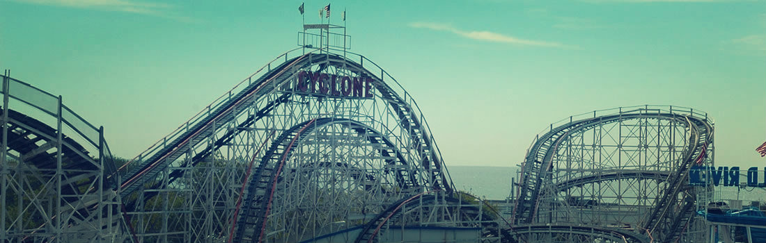 The Roller Coaster of Chronic Illness