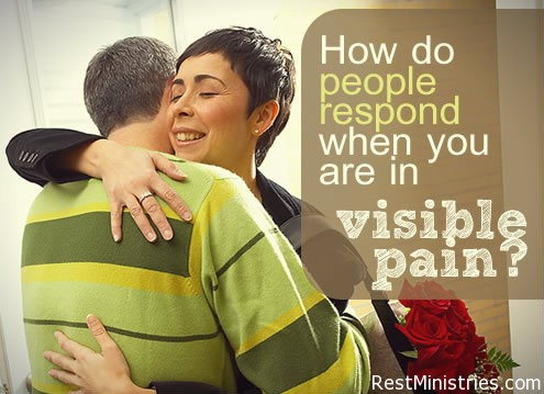 How Do People Respond When You are in Visible Pain?