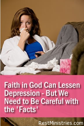 Faith in God Can Lessen Depression – But We Need to Be Careful with the 'Facts'