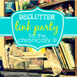 Project Declutter Link Party