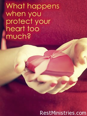 Caring For My Heart During Tough Times