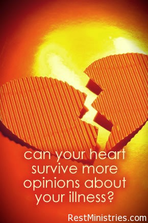How Can Your Heart Survive More Opinions?