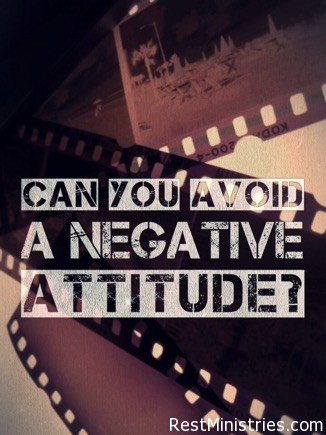 How to Avoid Being Negative When Life is Messy