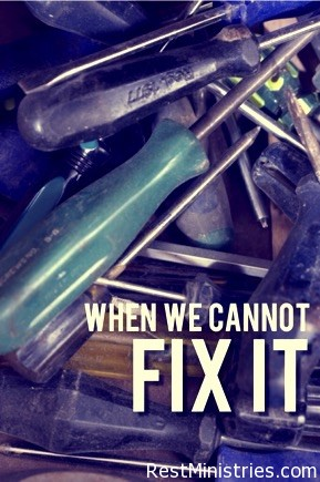 What if You are Unable to Fix Your Problem?
