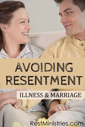 Avoiding Resentment: Illness and Marriage