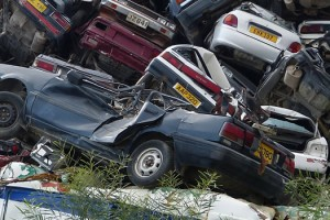 Are You On The Scrap Heap?